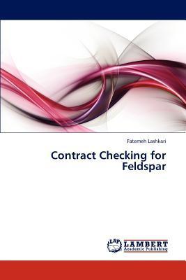 Contract Checking for Feldspar