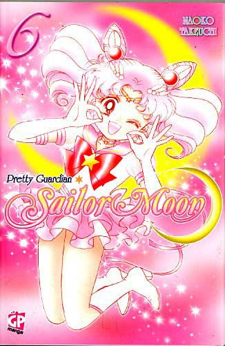 Pretty Guardian Sailor Moon vol. 6