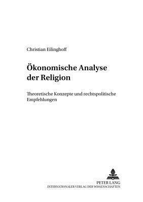 Ökonomische Analyse der Religion
