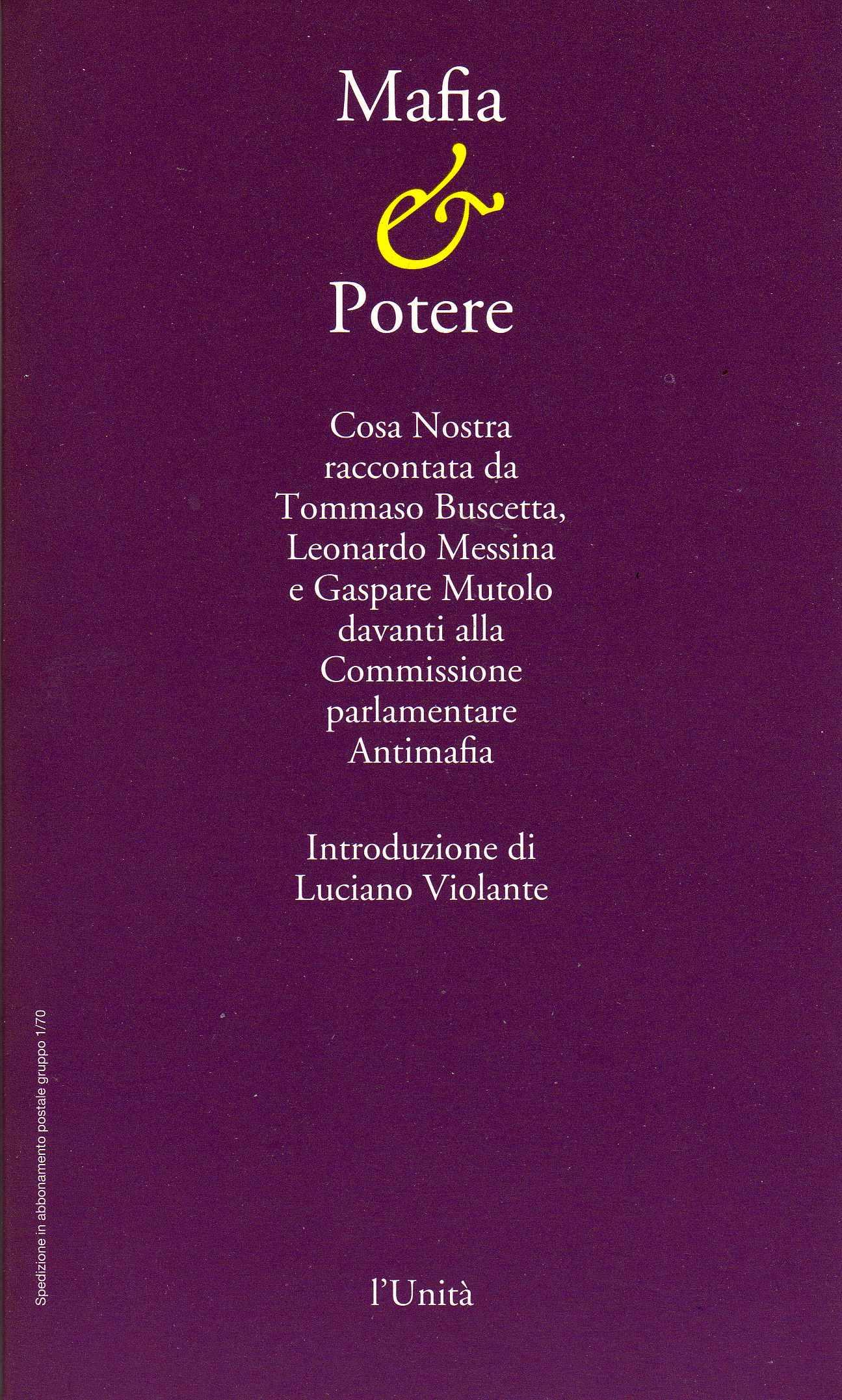 Mafia & Potere