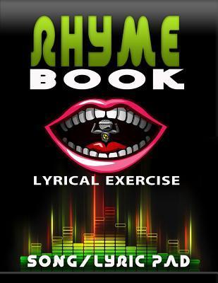 Lyrical Exercise My Rhyme Book Song/Lyric Pad