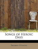 Songs of Heroic Days