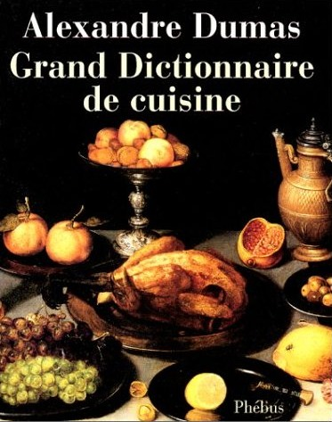Dictionary of cuisine
