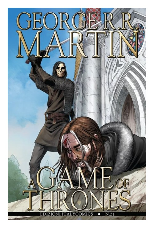 A Game of Thrones n. 21