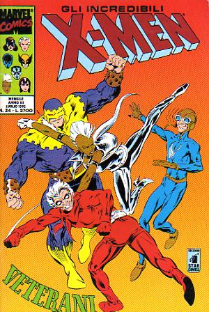 Gli Incredibili X-Men n. 024