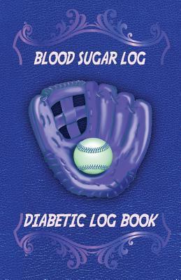 Diabetic Log Book Blood Sugar Log