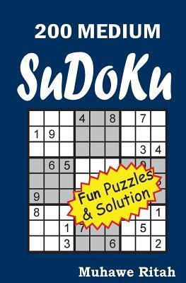 200 Medium Sudoku