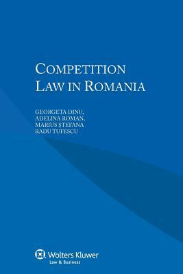 Competition Law in Romania
