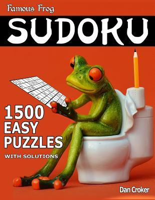 Famous Frog Sudoku 1,500 Easy Puzzles With Solutions