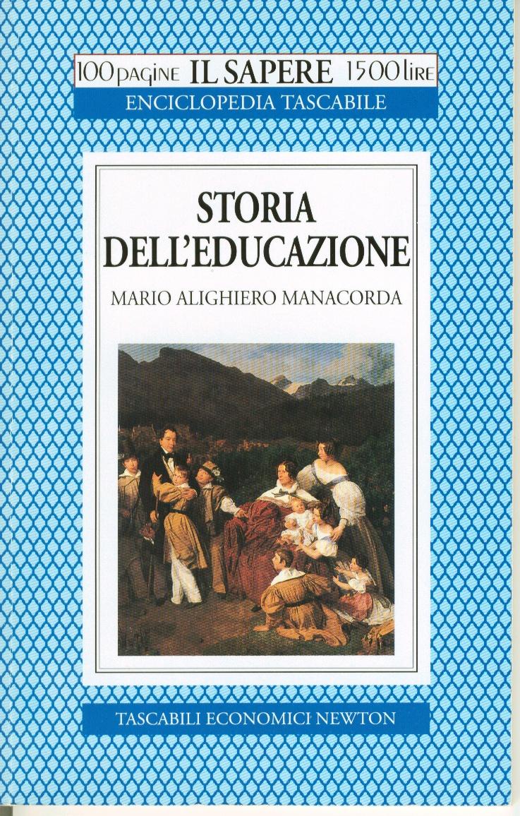 Storia dell'educazio...