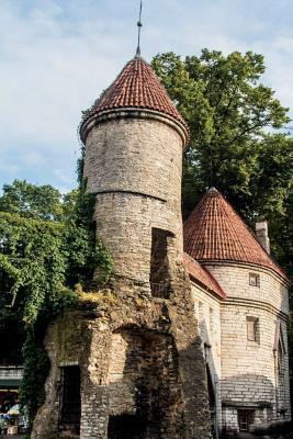 Towers of Tallinn Estonia Journal