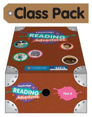 Cambridge Reading Adventures Pink B Band Class Pack