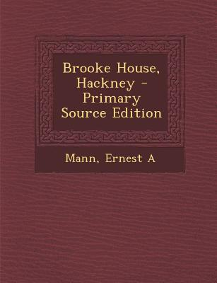 Brooke House, Hackney