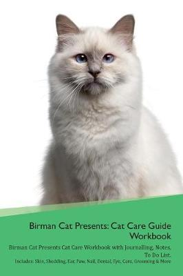 Birman Cat Presents