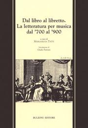 Dal libro al libretto