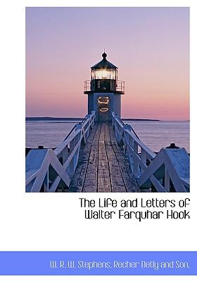 Life and Letters of Walter Farquhar Hook