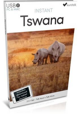 Instant Tswana - USB Course for Beginners