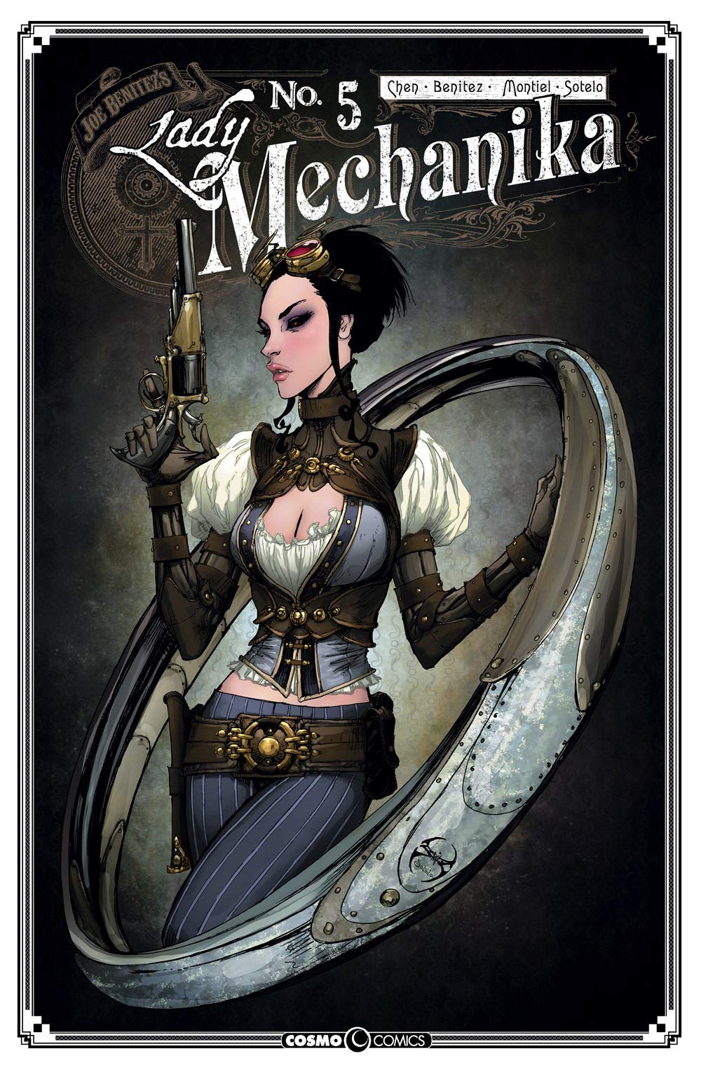 Lady Mechanika vol. 5