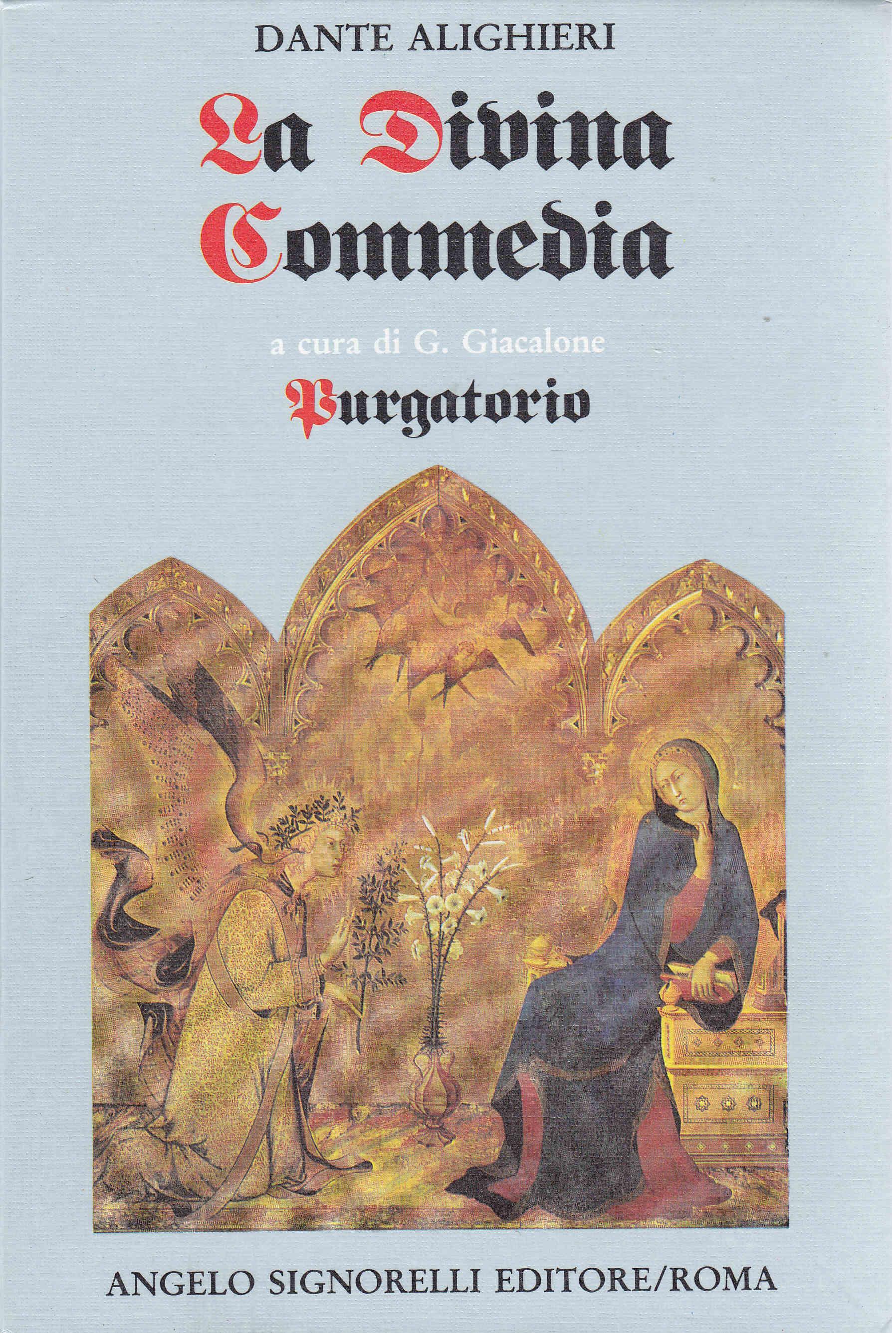La Divina Commedia -...