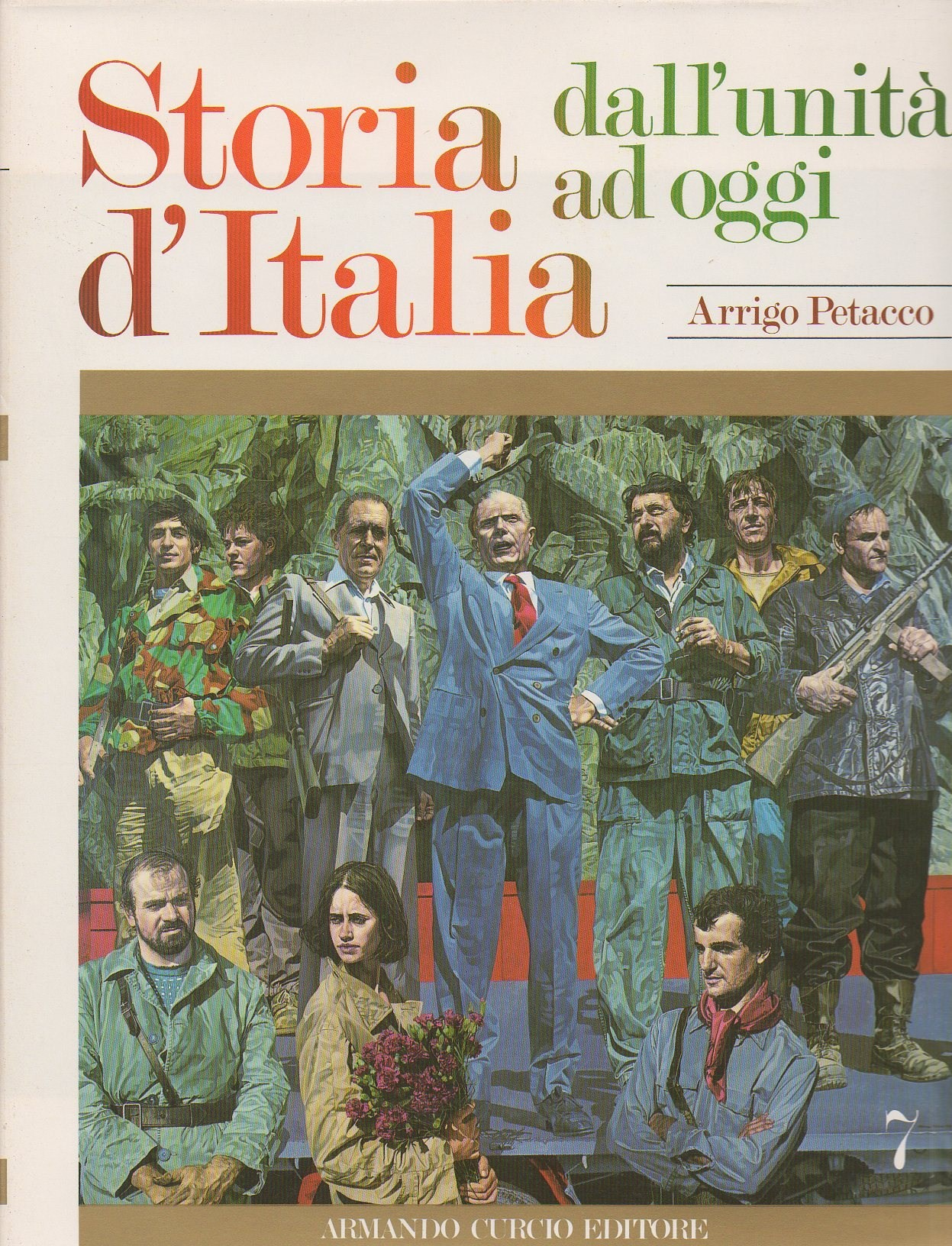 storia d'Italia vol. 7
