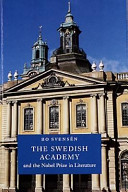 The Swedish Academy and the Nobel Prize in Literature