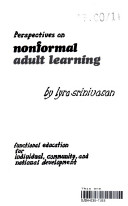 Perspectives on nonformal adult learning