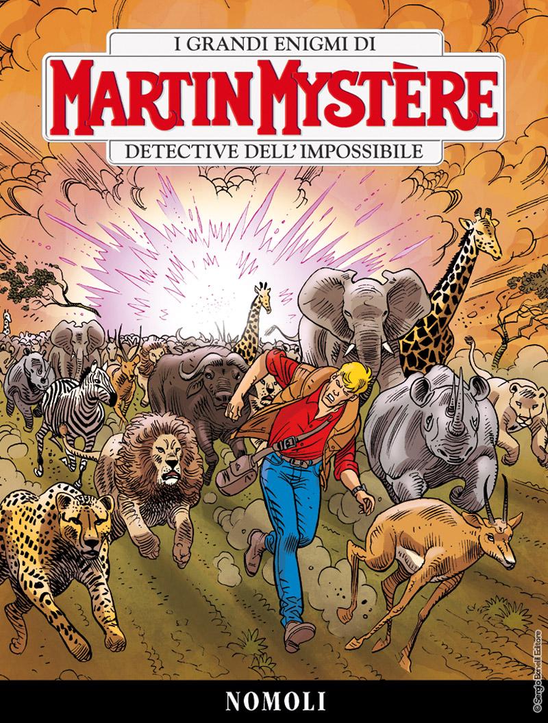 Martin Mystère n. 357