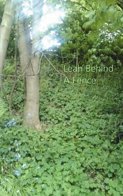 Leah Behind a Fence