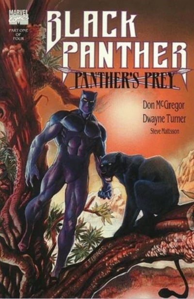 Black Panther: Panther's Prey, Vol. 1, #1