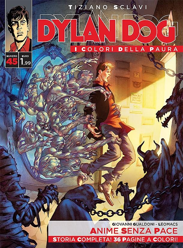 Dylan Dog - I colori della paura n. 45
