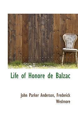 Life of Honor de Balzac
