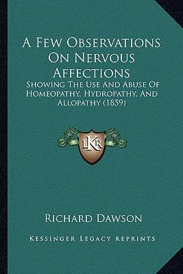 A Few Observations on Nervous Affections