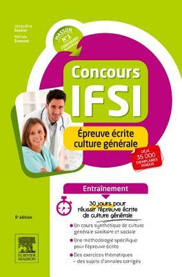 Concours IFSI - Epre...