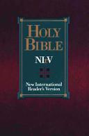 Holy Bible New International Reader's Version