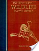 International Wildlife Encyclopedia: Tree squirrel - water spider