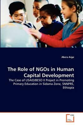 The Role of NGOs in Human Capital Development