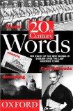 Twentieth Century Words