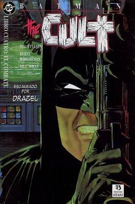 Batman: The Cult #4