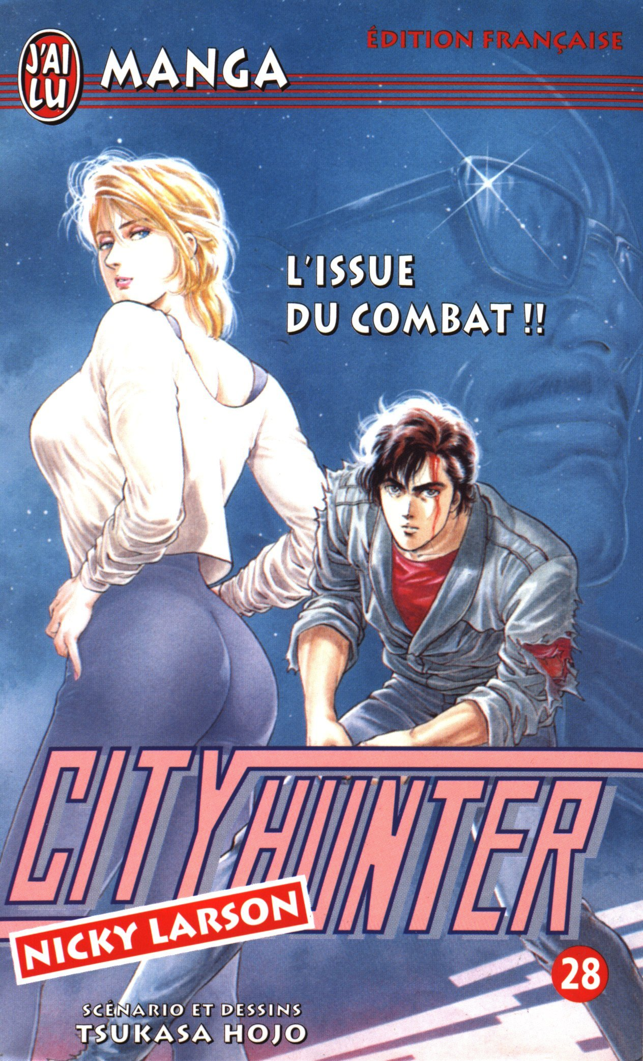 City Hunter, Tome 28