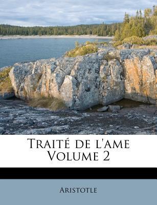 Traite de L'Ame Volume 2