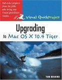 Upgrading to MAC OS X 10.4 Tiger