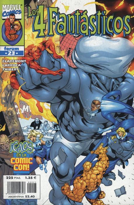 Los 4 Fantásticos Vol.3 #23 (de 34)