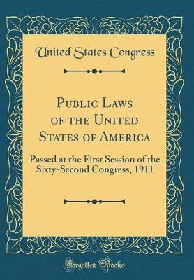 Public Laws of the United States of America
