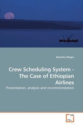 Crew Scheduling System
