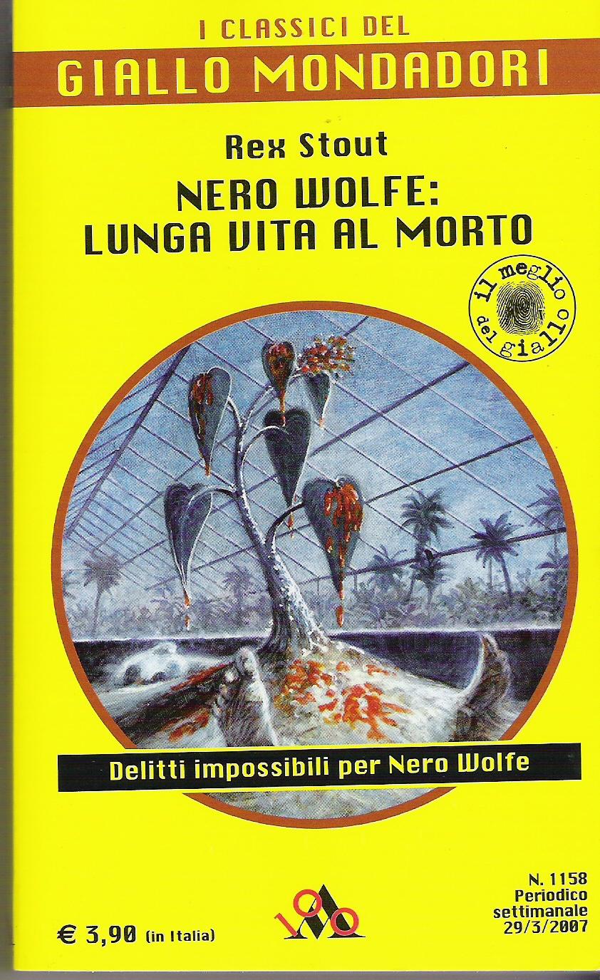 Nero Wolfe: lunga vita al morto