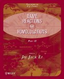 Name Reactions for Homologations