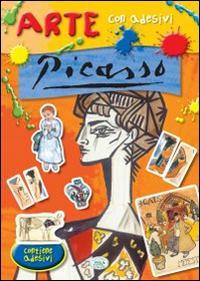 Picasso. Con adesivi. Ediz. illustrata
