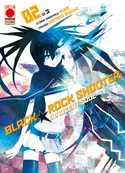 Black Rock Shooter vol. 2