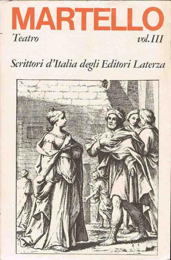 Teatro. Vol. 3