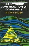 The Symbolic Construction of Community